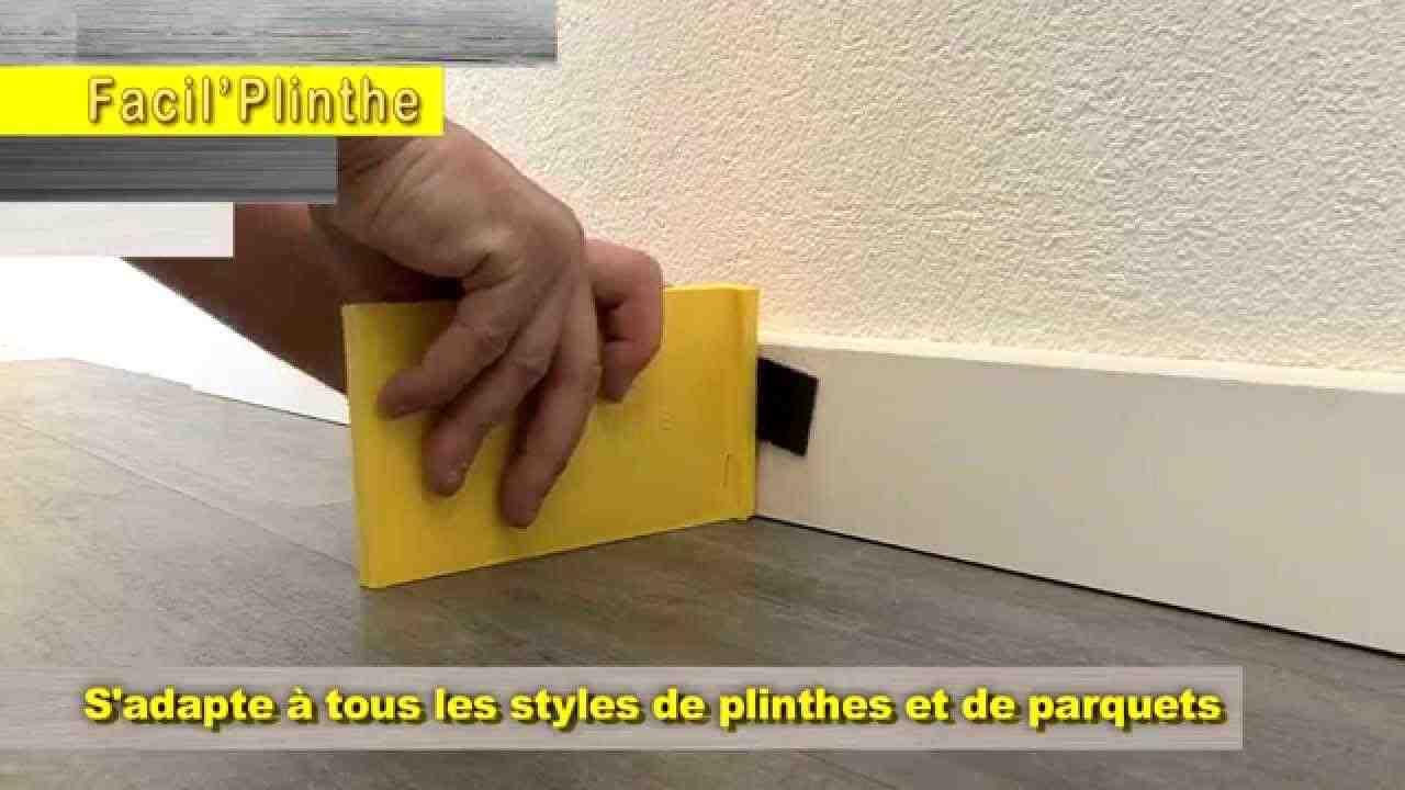 Comment poser les plinthes ?