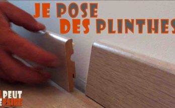 Comment poser plinthe